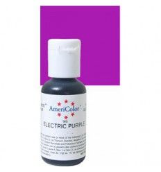Colorante en gel Eléctrico Purple Americolor 21gr