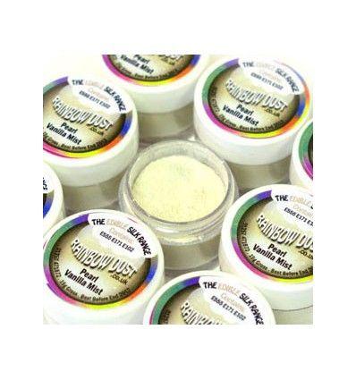 Colorante polvo metálico perla (pearl vanilla mist), 3gr