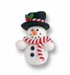 Muñeco de Nieve para decoración