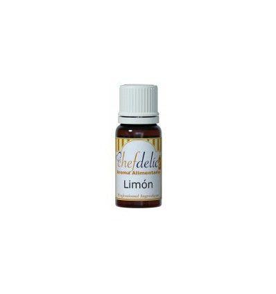 Aroma de Limón, 10 ml Chefdelíce