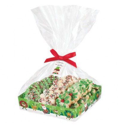 Kit bandeja para galletas 4 ud