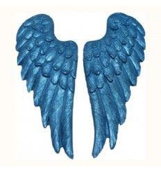 Molde de silicona alas de angel