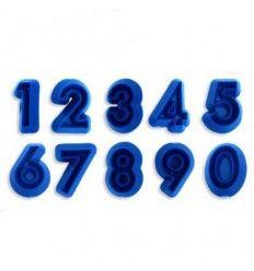 Cortadores números 2 cm