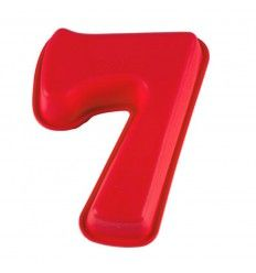 Molde silicona número 7
