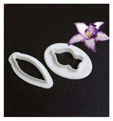 Cortador orquídea pequeña