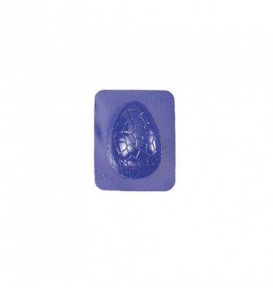 Molde Huevo, Policarbonato 12 cm