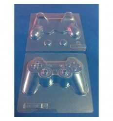 Molde Mando de play station 3D