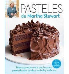 Pasteles de Martha Stewart