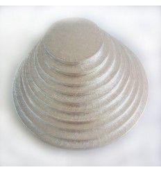 Base redonda gruesa 38,2cm