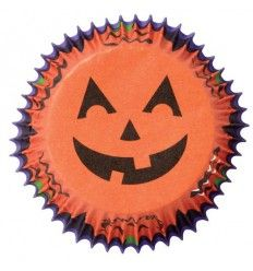 Cápsulas Calabaza halloween Standard,75 Ud