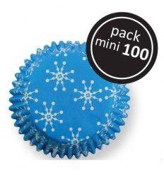 Mini Cápsulas Copo de Nieve,100 ud