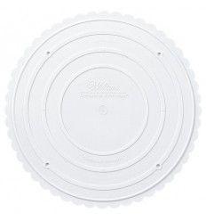 Plato separador canto ondulado 25,4 cm 1Ud