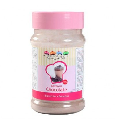 Bavaroise de Chocolate 150 gr