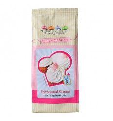 Mezcla especial crema montada sabor vainilla,450 gr