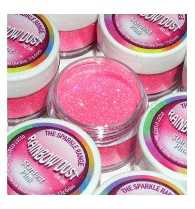 Purpurina Sparkle Stardust Rosa