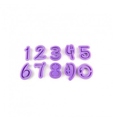 Cortadore números Disney