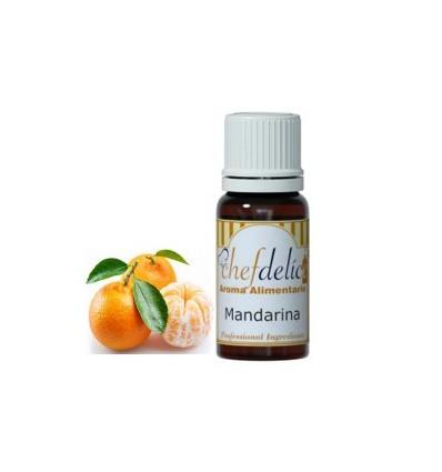 Aroma concentrado mandarina de chefdelíce 10ml