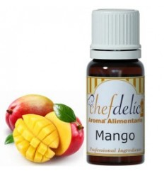 Aroma concentrado Mango de chef delíce 10ml