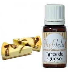 Aroma concentrado a Tarta de Queso de chefdelíce 10ml