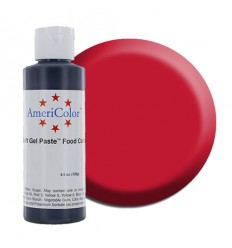 Colorante en gel Super Rojo Americolor 128 gr