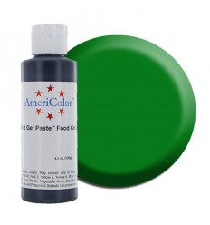 Colorante en gel verde (Leaf Green) Americolor 128 gr