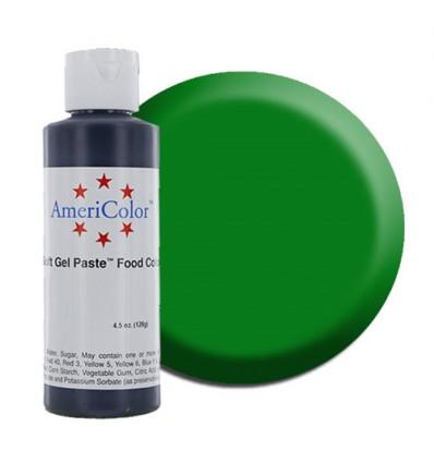 Colorante en gel verde (Leaf Green) Americolor 128 gr