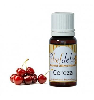 Aroma Cereza, 10ml Chefdelíce