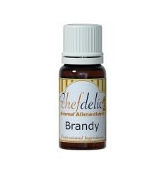 Aroma a Brandy, 10ml Chefdelíce