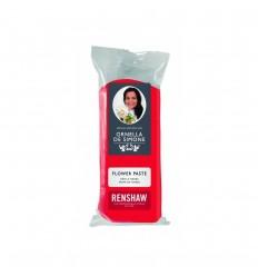 Pasta de flores Rojo Ornella de Simone, Renshaw 100 gr