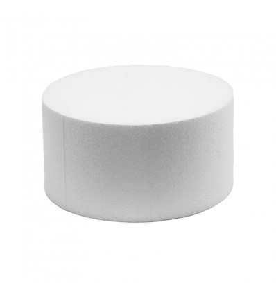 Dummy de tarta redondo 15 cm diámetro 7 alto