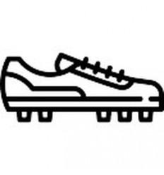Molde PVC Bota futbol