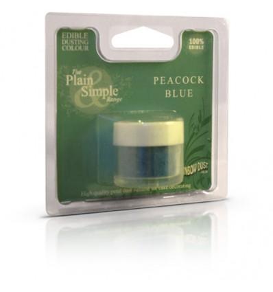 Colorante en polvo-Peacock blue (Verdoso)