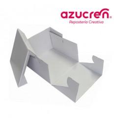 Caja cuadrada gruesa 20x20x15 cm