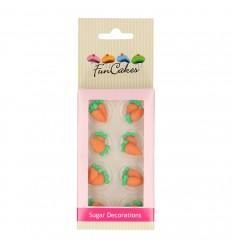 Zanahorias de azúcar, 16Ud