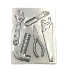 Molde para chocolate herramientas de taller