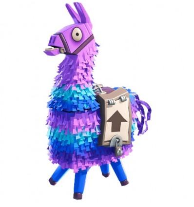 Molde PVC Llama Fornite