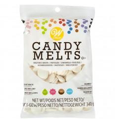 Candy Melts Blanco Brillante,340g