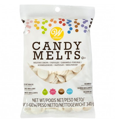 Candy Melts Blanco Brillante,340g