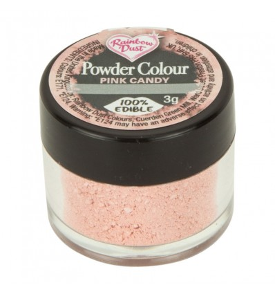 COLORANTE POLVO ROSA Pink Candy