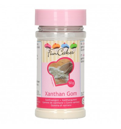 Goma Xantana, Funcakes 50 gr