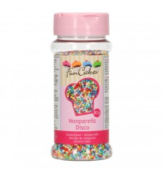 Granillo Nonpareils multicolor 90 gr
