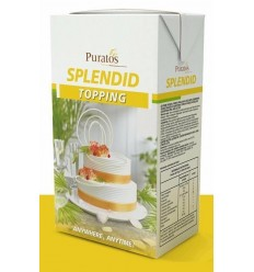 Preparado vegetal Topping SPLENDID -PURATOS