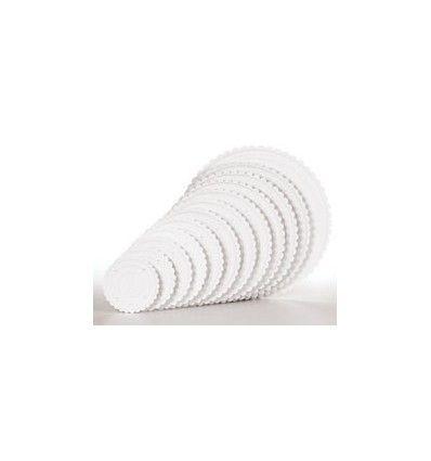 Plato separador canto ondulado 40,6 cm 1Ud