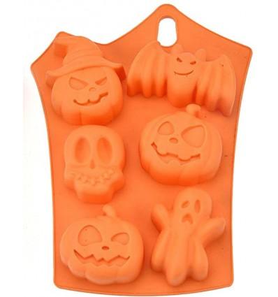 Molde silicona Halloween
