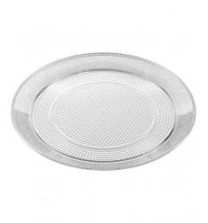 Base-plato plástico para tarta 25 cm