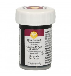 Colorante Wilton - Granate