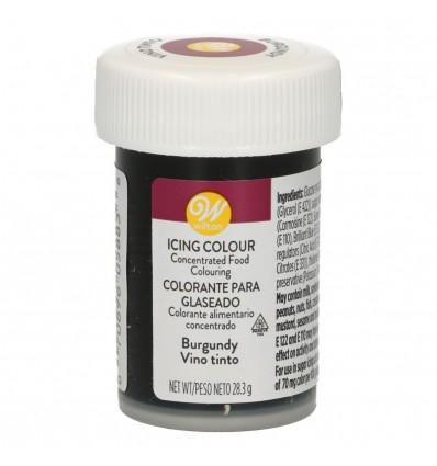 Colorante Wilton - Granate