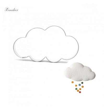 Cortador de galletas nube 8 cm