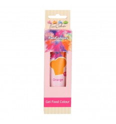 Colorante FunColours Gel - Orange 30g