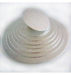 Base redonda 4 mmm - 25 cm